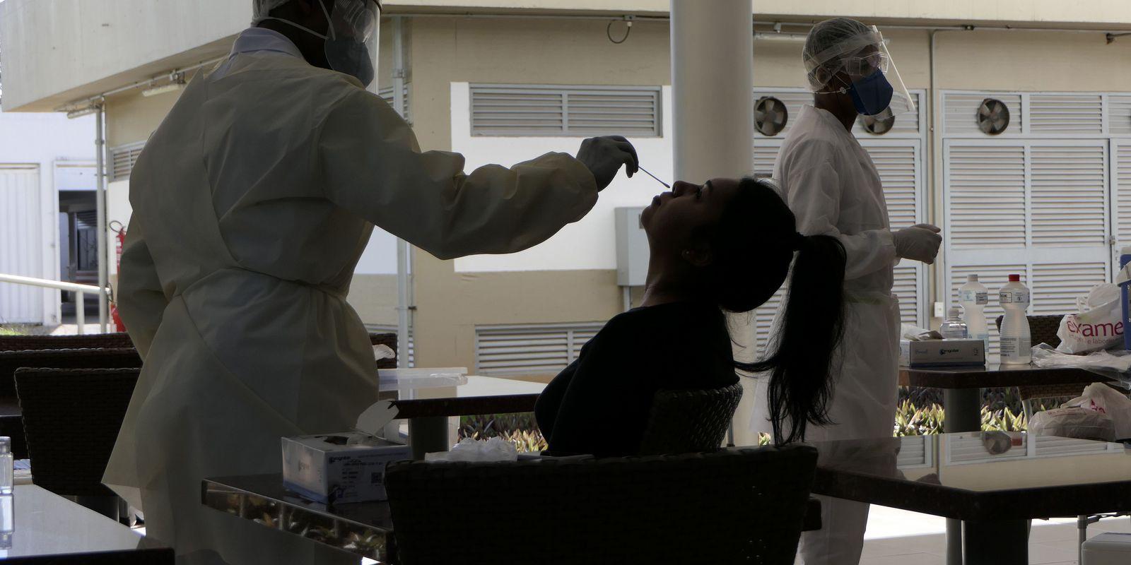 Covid-19: Mais de 150 milhões de casos no mundo desde o início da pandemia
