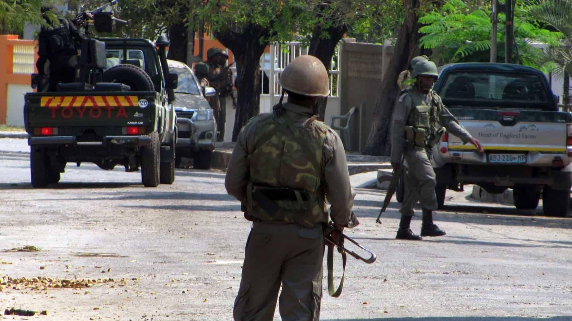 Cabo Delgado: Forças governamentais estão a fazer de tudo para devolver segurança
