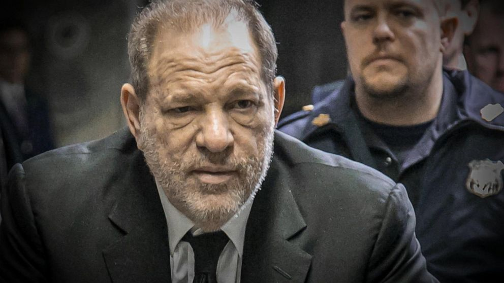 Harvey Weinstein recorre contra condenação por estupro e abuso sexual