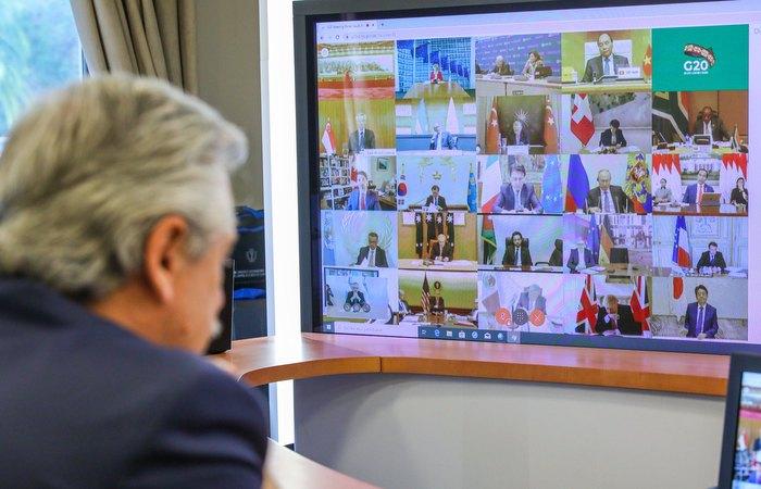 G20 promete ajudar países pobres atingidos pela pandemia