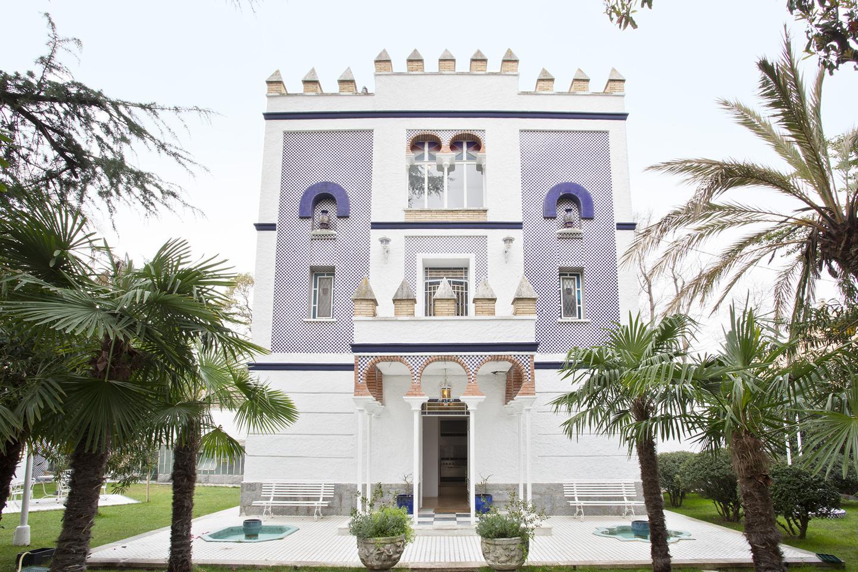Este incrível palácio foi convertido numa casa de sonho