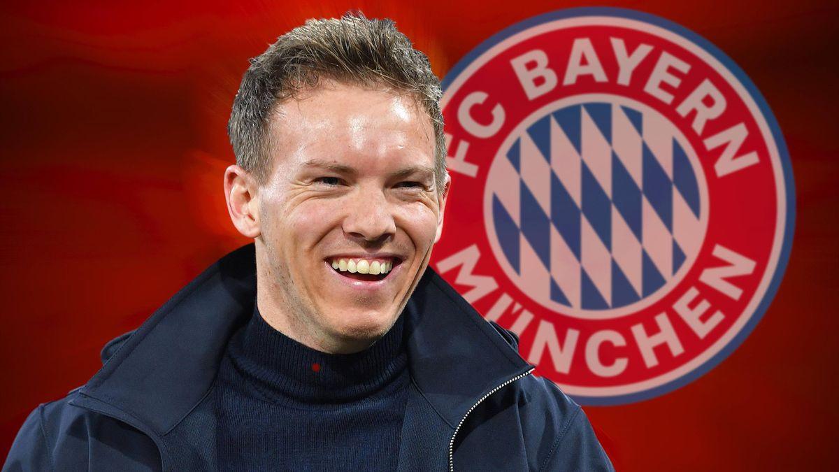 Julian Nagelsmann vai ser o novo treinador do Bayern Munique