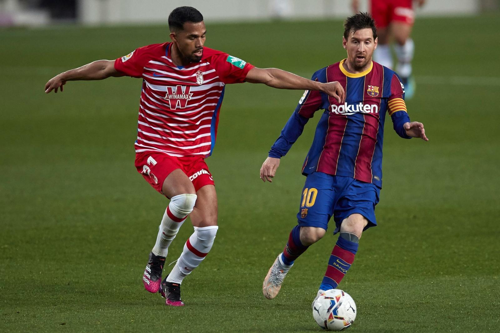 FC Barcelona perde em casa com Granada e desperdiça chance de subir à liderança