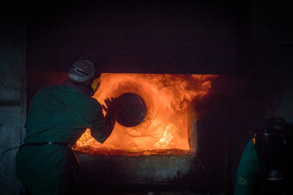 Autoridades moçambicanas incineram mais de 700 quilos de droga