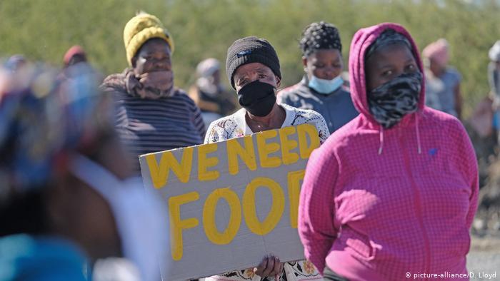 Risco de morrer de fome em África é maior que risco da pandemia – BAD