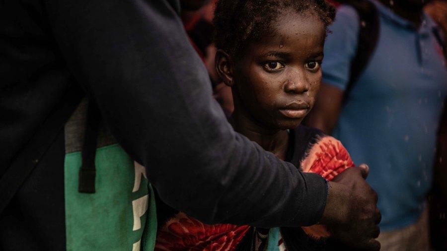 UNICEF estima 350 mil crianças deslocadas em Cabo Delgado