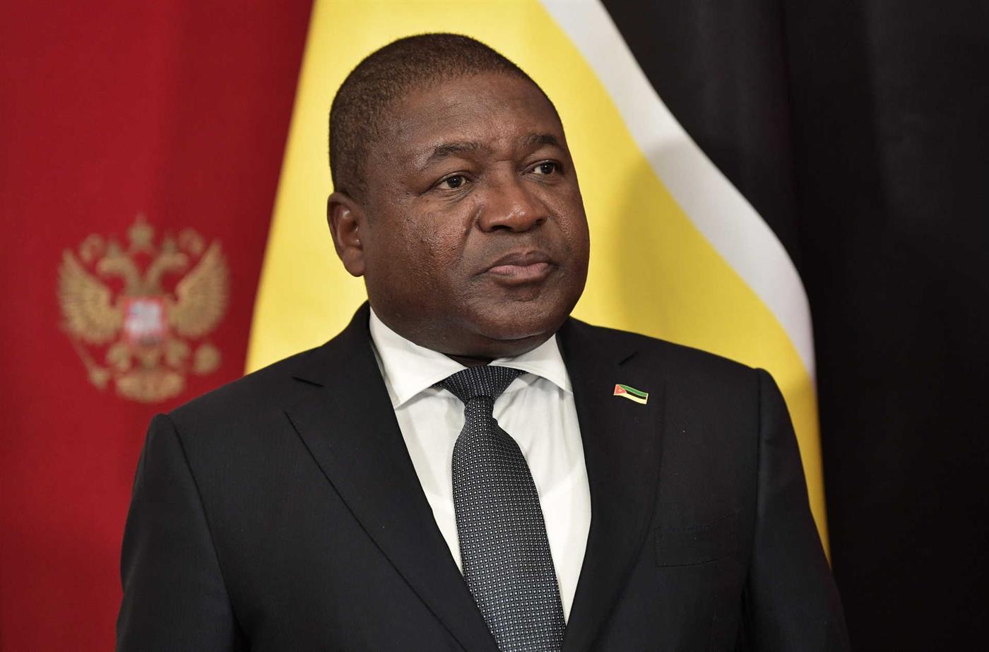 """Presidente Nyusi diz que ataque a Palma """"não foi o maior do que tantos outros"""""""