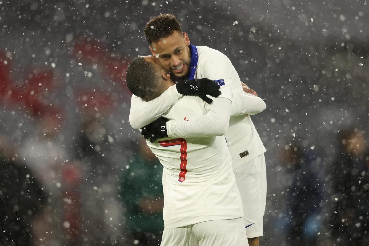 PSG vence Bayern na Champions: Mbappé aquece noite fria em Munique