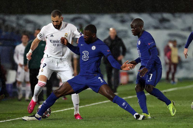 Zidane satisfeito com o que fez o Real, Tuchel considera que o Chelsea merecia mais