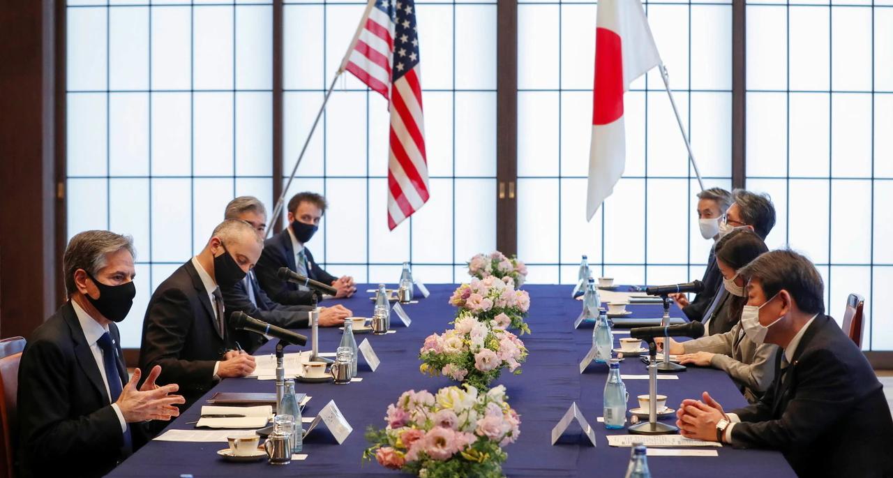 O governo Biden na grande estratégia geopolítica norte-americana em relação à Ásia