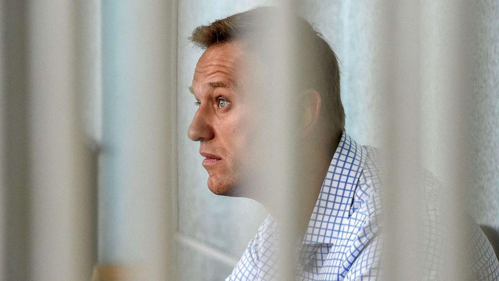 Alexei Navalny vai ser hospitalizado