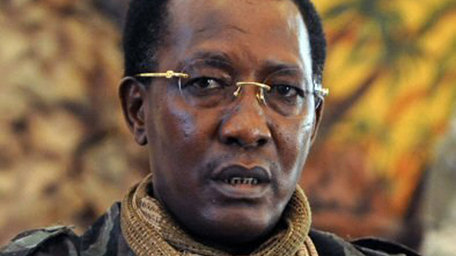 Faleceu Idriss Deby, Presidente do Chade