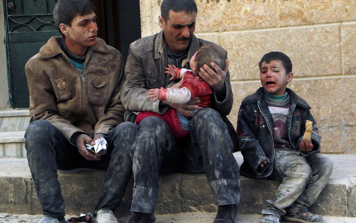 Entidades russas denunciam abusos de Moscou no conflito da Síria