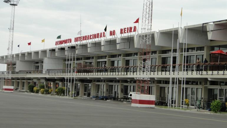 Moçambique: 30 milhões de dólares são necessários para reconstruir o Aeroporto da Beira