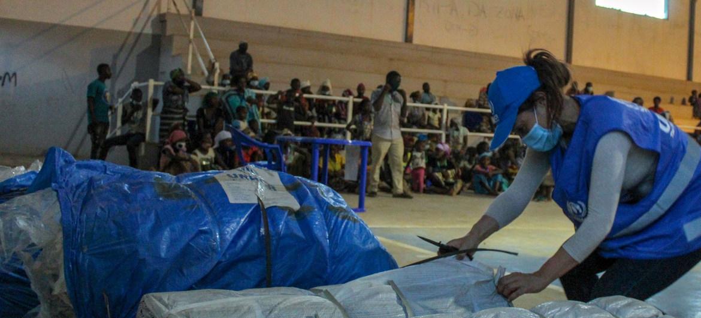 Agências iniciam apoio a 750 mil afetados pela violência em Moçambique
