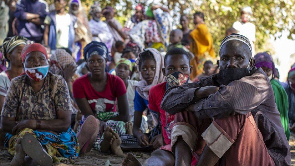 Famílias em Moçambique abrigam deslocados de Cabo Delgado