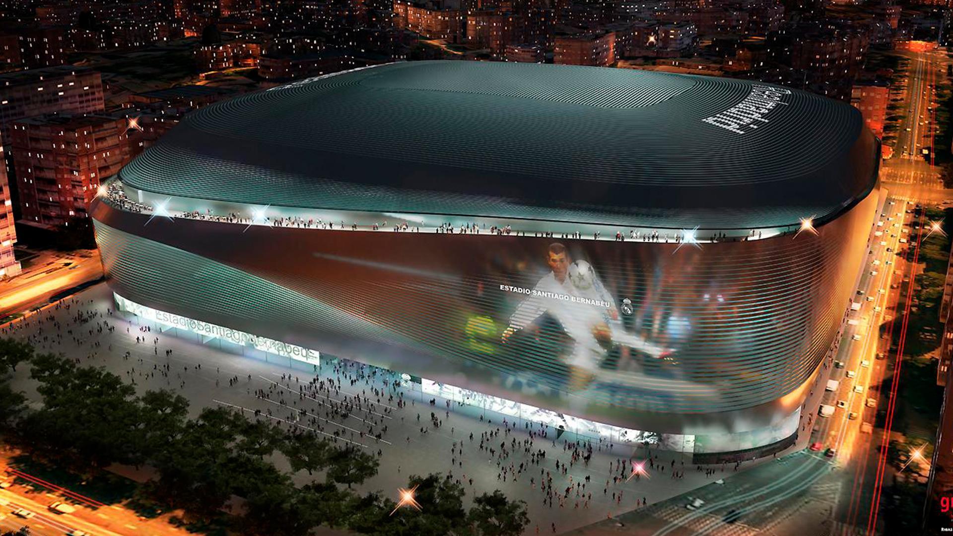 Novo Santiago Bernabéu: mudanças, obras e tudo sobre o estádio do Real Madrid