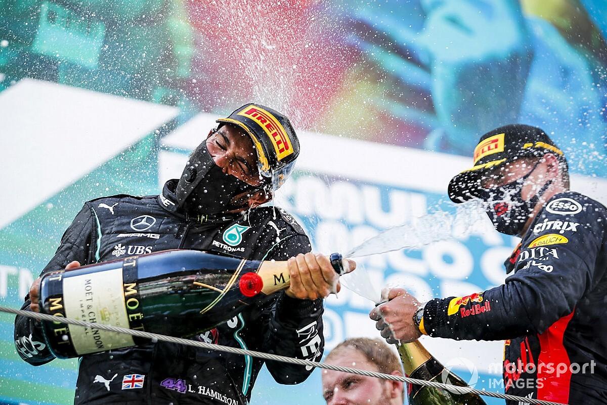 """F1. Duelo entre Hamilton e Verstappen """"aquece"""" Algarve"""