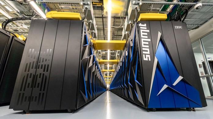 EUA colocam na lista negra sete grupos de supercomputadores chineses