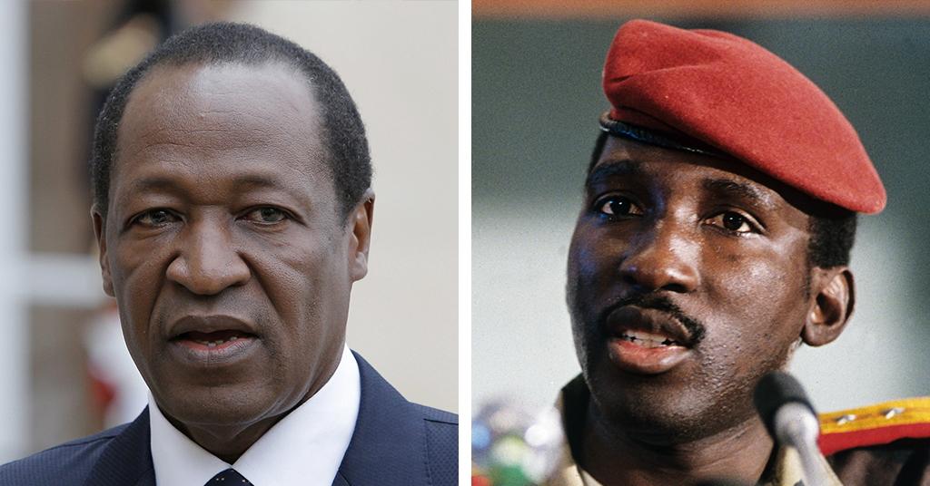 Blaise Compaoré vai ser julgado pelo assassinato de Thomas Sankara