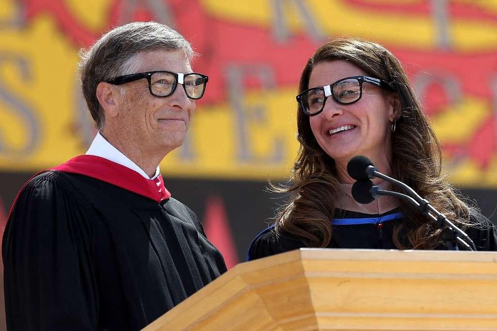 Bill Gates e Melinda Gates anunciam divórcio