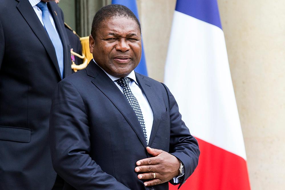 Moçambique: Filipe Nyusi realiza visita de trabalho de três dias a França