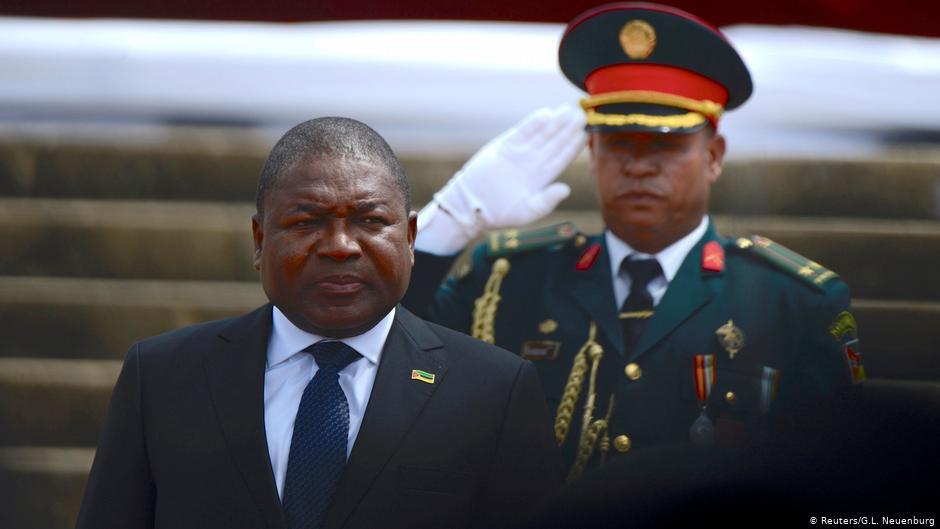 Moçambique: PR Nyusi deve-se pronunciar sobre auxílio da SADC