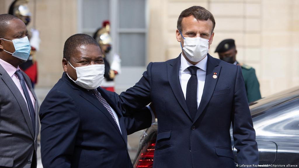Moçambique: PR Filipe Nyusi diz que França vai apoiar Maputo na luta contra o terrorismo