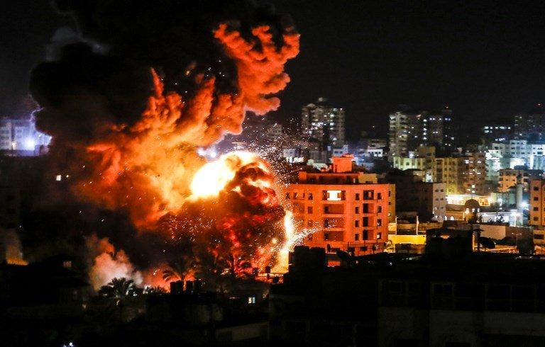 Médio Oriente: Ofensiva de Israel em Gaza com 50 rondas de bombardeamentos em 40 minutos