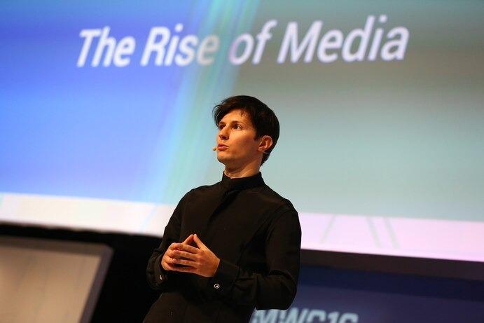 """Co-fundador e CEO da Telegram, Pavel Durov escreveu: """"Apple vende """"equipamento caro e obsoleto"""" da """"Idade Média"""""""