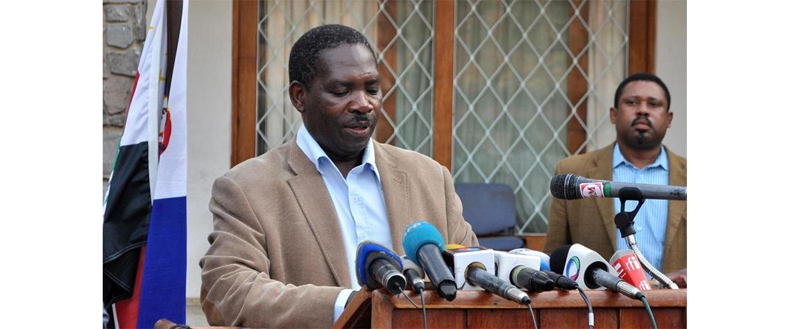 Moçambique: António Muchanga rejeita críticas sobre regalias porque maioria já existia