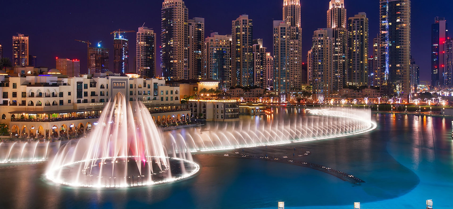 Viagem: Dubai – A Cidade do futuro