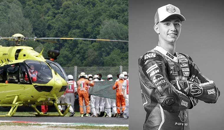 Moto GP: Piloto Jason Dupasquier, de 19 anos, morreu após acidente no GP de Itália