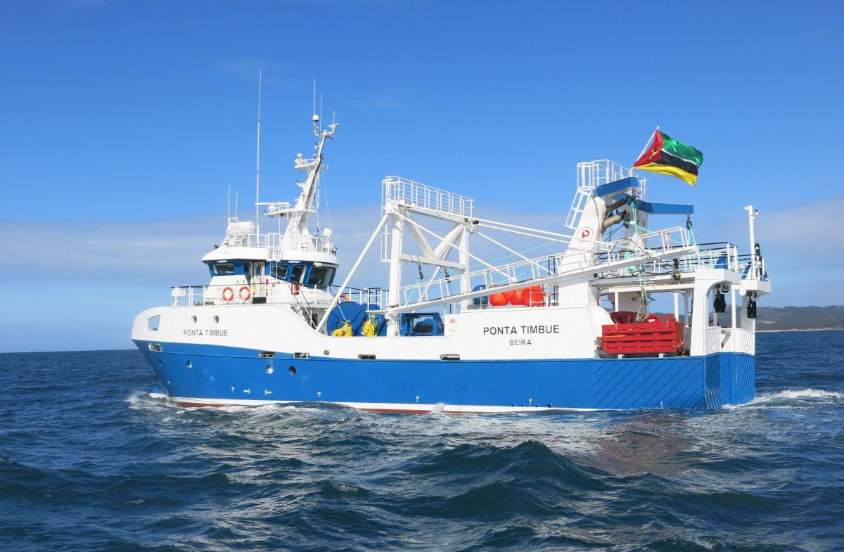 Moçambique: Nueva Pescanova renova os sistemas de telecomunicações Satlink em 25 navios