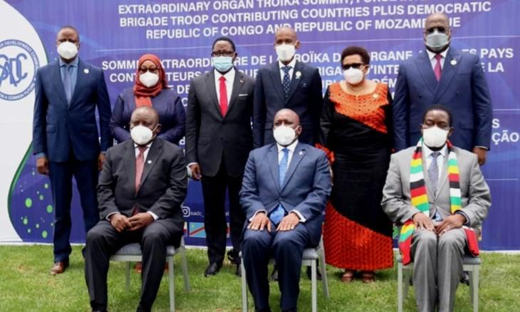 Moçambique: Líderes da SADC discutem terrorismo  em Maputo