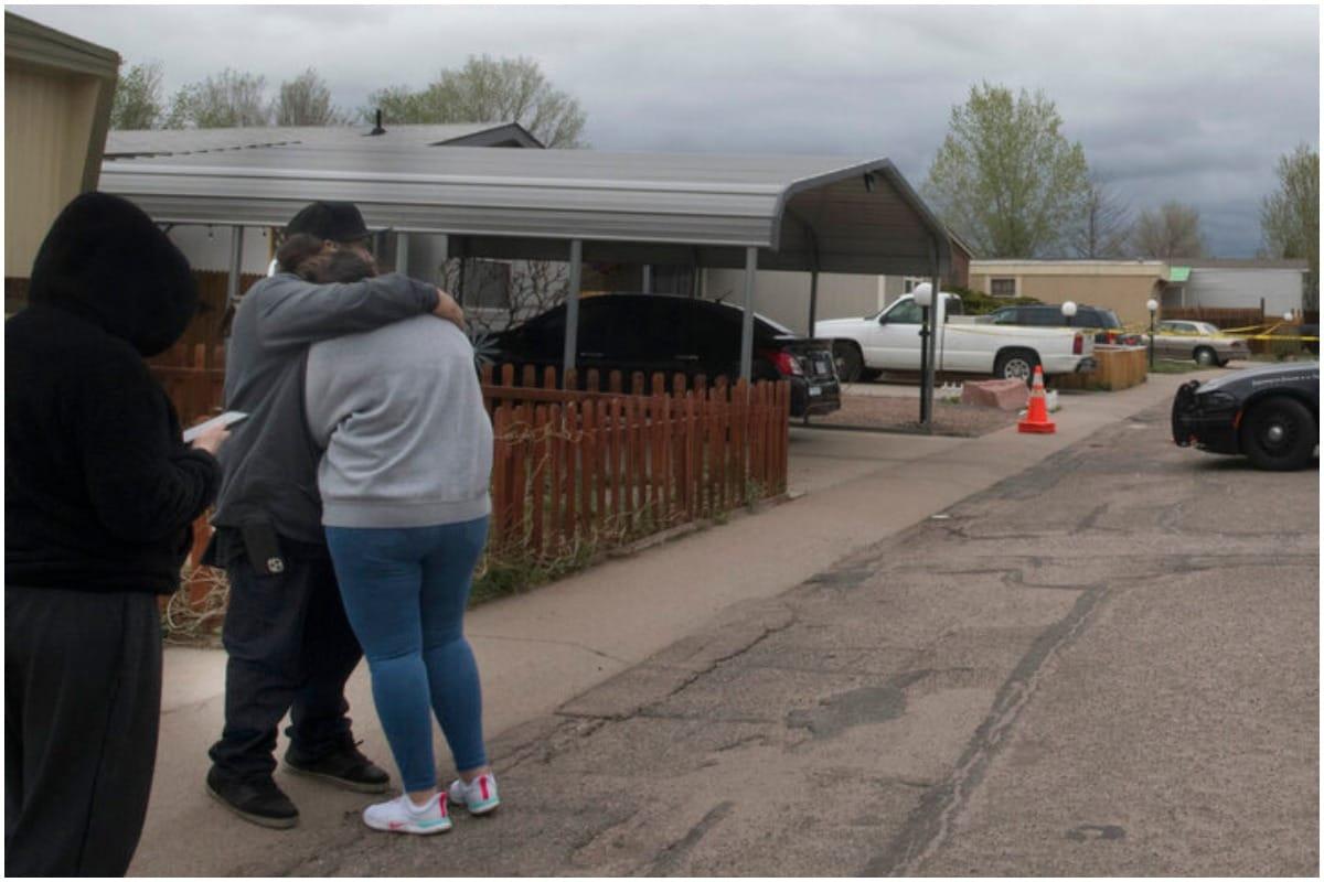 Sete mortos em festa de aniversário em Colorado Springs, nos Estados Unidos.