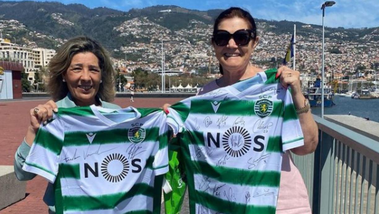 Futebol: Dolores Aveiro falou sobre um possível regresso de CR7 a Alvalade