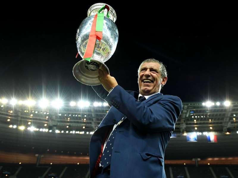 Portugal: Euro 2020,  os 26 eleitos de Fernando Santos