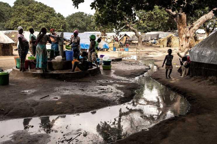 Moçambique: Mais de 1,2 milhões de pessoas precisam de ajuda médica urgente em Moçambique