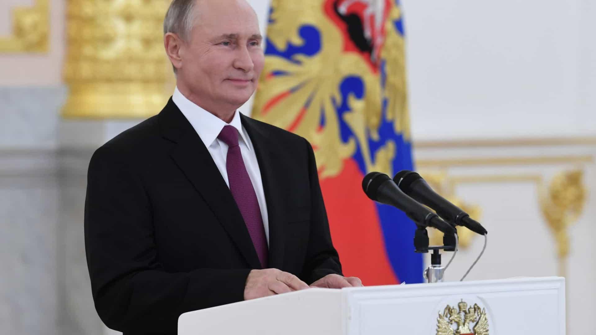 Rússia sanciona 8 altos funcionários europeus, incluindo o Presidente do Parlamento Europeu