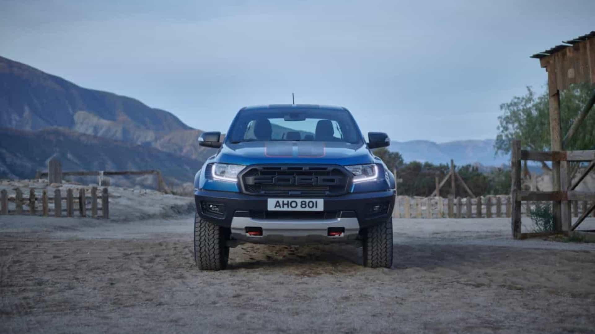 Auto: Ford lança versão exclusiva do modelo Ranger Raptor Special Edition