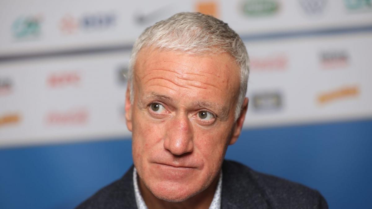 Euro2020: Deschamps confirma três indisponíveis para a Suíça