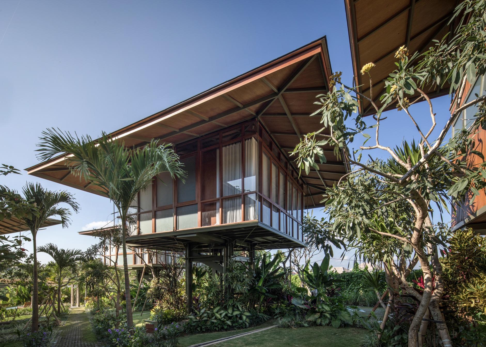 Casa de sonho: O sonho de viver e trabalhar em Bali