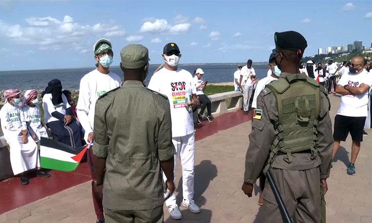 """Moçambique: Ativistas acusam polícia de """"brutalidade"""" contra direito à manifestação"""