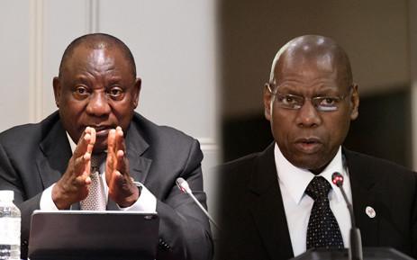 """África: PR da África do Sul  coloca ministro da Saúde em """"licença especial"""""""