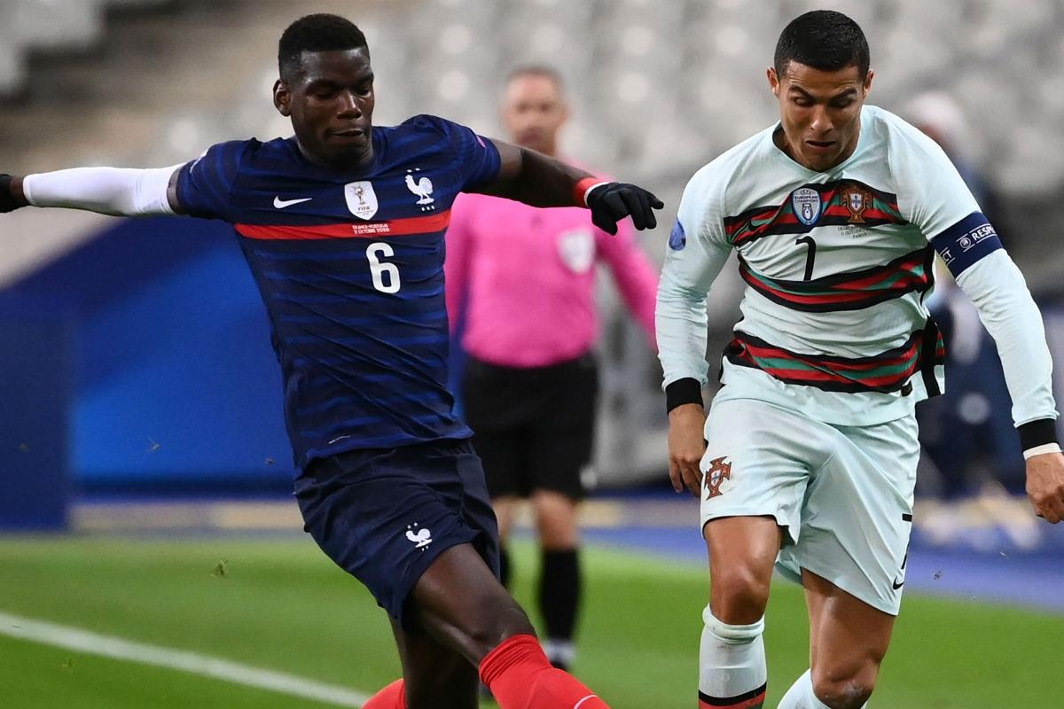 """Portugal – França: onde ver na TV e """"streams"""", notícias das equipas, guia de forma"""