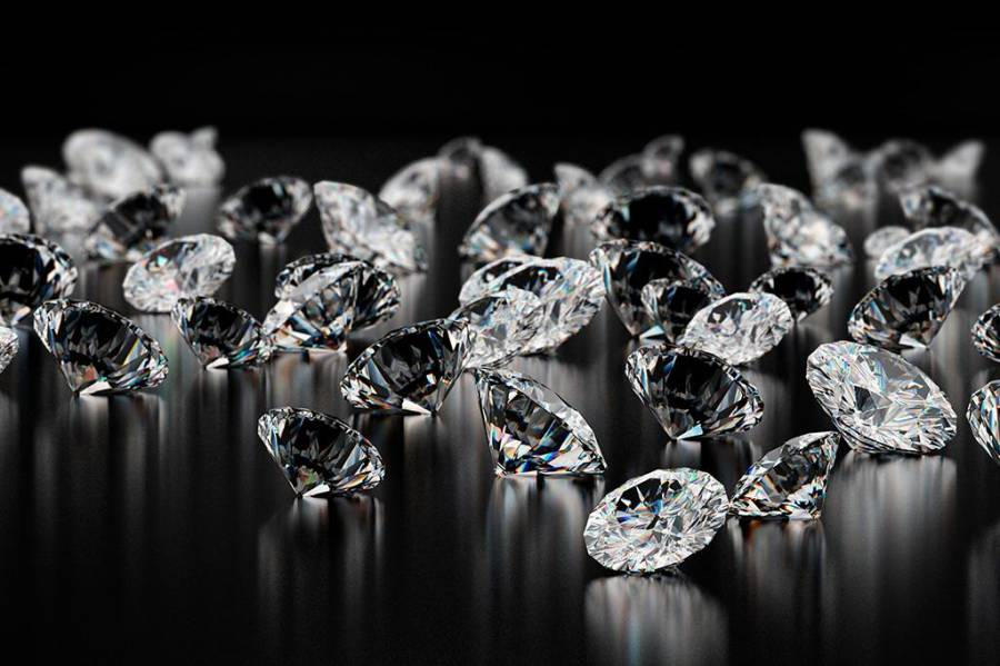 África: Angola arrecada 56,6 milhões de dólares com leilão de diamantes
