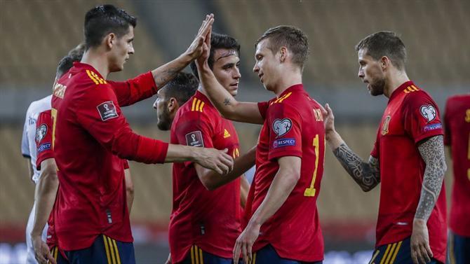 Euro2020: Espanha e Polónia,  estreiam-se na prova