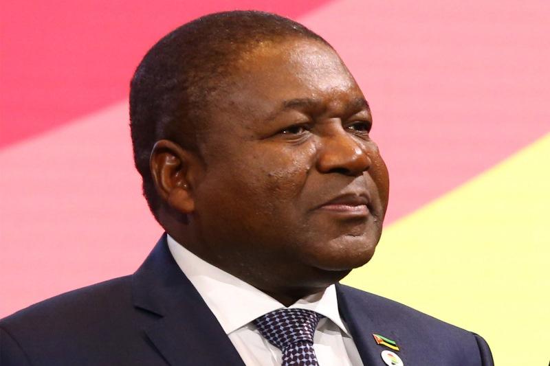 Moçambique: PR Filipe Nyusi promete ataque reforçado ao terrorismo
