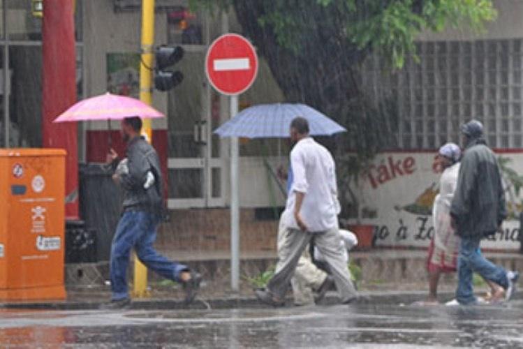 Moçambique: INAM prevê chuvas e trovoadas na zona sul